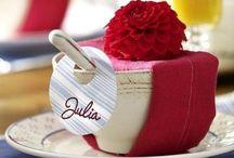 Frühstück/Brunch / Gemütlichkeit pur-gemeinsam frühstücken oder noch besser, gemeinsam brunchen. Schöne Deko gehört dazu!