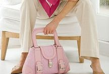 A Lady and Her Handbag! / A bag is a must follower on everyday life of a women