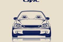 Love for Honda