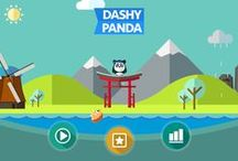Dashy Panda / * Apple Featured in Best New Games * - Introducing the hungriest Panda who will go to any lengths to quieten his rumbling tummy.