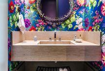 Decoração - banheiros