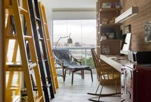 Decoração - home office