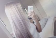 Hair colours - ordinary