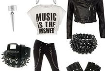 Outfits - rock & goth