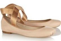 Ballerina Elegance / Ballet style