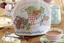Tea Crafts / Beautiful, creative, tea-inspired craft and gift ideas. So many projects, so little time! :)