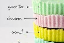 Tea Cosmetics, Skin Care, & Body Care / Enjoy tea's topical benefits, too!