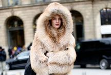 Coat and fur