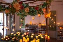 Boutique estivale - Paris 2014 / Inspirez-vous de la décoration de notre boutique éphémère d'été au 69 rue d'Argout 75002 Paris