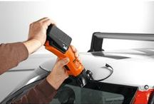 Tools for Automotive / FEIN power tools for use in the auto and boat restoration industry