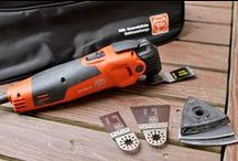 Gifts for Him / Some FEIN tools perfectly suited for the handyman.