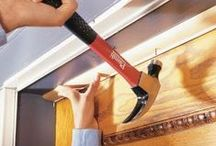 Home Improvement / Sweat equity projects for the house.