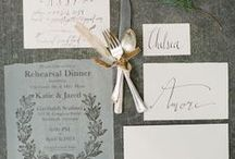 i n v i t a t i o n | i t a l y / invitation inspiration for a lovely tuscan wedding