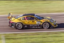 FEIN Motorsports / FEIN is an official outfitter of the Carrera Cup.