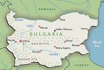 Bulgaria / България / Моята любима България- My lovely Bulgaria / by G.