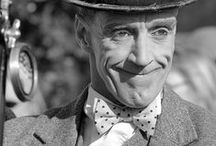 Stan Laurel / zum 50. Todestag des großartigen Komikers