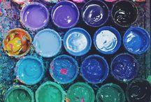 Colorful / Palette