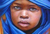 Inspo / African artwork appreciation ✌️