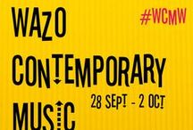 Wazo Contemporary Music Week