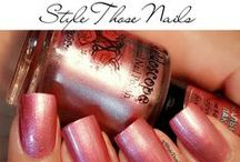 StyleThoseNails-El-corazon /Kaleidoscope Nail Polish /Nail art product reviews / All polishes/nailart product from El-Corazon. Read more by clicking on picture