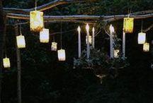Nos chandelles led / Utiliser des chandelles led pour une décoration simple et élégante