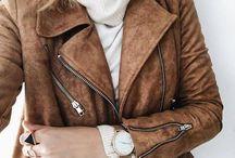 Coats // Jackets // Blazers