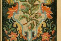 Cross stitch - Old patterns