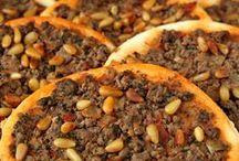Arab food & deserts