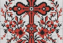 Cross stitch - Cross patterns