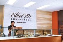 Ethel M Chocolate Blog / Peek behind the curtain and see how we deliver the world's best premium chocolates.
