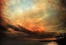 Sky's colors