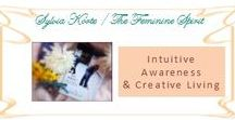 Intuitive Awareness & Creative Living / Books, Information, videos, & tools, to support intuition, intuitive development, self awareness, personal empowerment, & creative, juicy, soul inspired living.