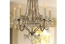 Chandeliers / by Suze S.