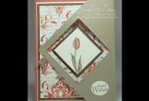 Videos  / Videos showing techniques, tutorials and reviews with Stampin' Up! products.