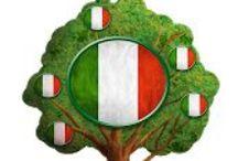 WEB: Ancestros Italianos / Esta página está dedicada a todos aquellos italianos que dejaron su tierra y sus seres queridos para comenzar una nueva vida, con la incertidumbre de lo desconocido, con la esperanza de un futuro promisorio.