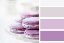 Colour Palettes - inspiration for illustrations / by Jackie Holmes