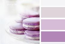 Colour Palettes - inspiration for illustrations