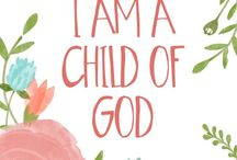 LDS / I belong to the church of Jesus Christ of Latter-day Saints.