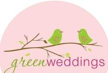 Sustainable Weddings.