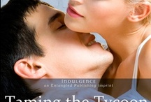 Taming the Tycoon / The Billionaire and the Hippy. Finf out what happens when an unstoppable force meets his first immovable object!  http://www.amazon.com/Taming-the-Tycoon-ebook/dp/B00BFQDGJA/ref=sr_1_1?s=books&ie=UTF8&qid=1363390509&sr=1-1&keywords=taming+the+tycoon+-+entangled+macmillan