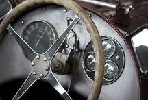 Vintage Automobiles & Racing illustration Inspiration