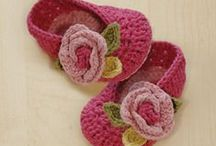 :: Crochet - Baby Shoes ::