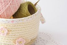 :: Crochet - at Home ::