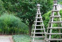 detaljer trädgård