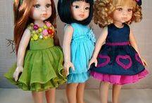 Paola Reina, Zapf  Jolina / Нарядная одежда для любимых кукол