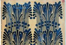 Patterns and designs