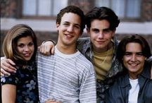 Tribute to Boy Meets World / by Renee
