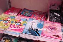 Bücher und Hefte / Drucken von Büchern und Heften, perfekt geeignet für Taschenbücher, Berichten, Abi - und Hochzeitszeitungen, Bedienungsanleitungen, Comics und vieles mehr.