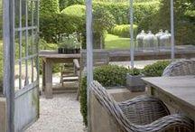 Växthus och odling (och orangeri)