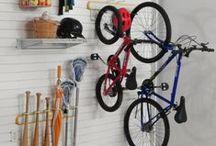 Bike Storage & Organization